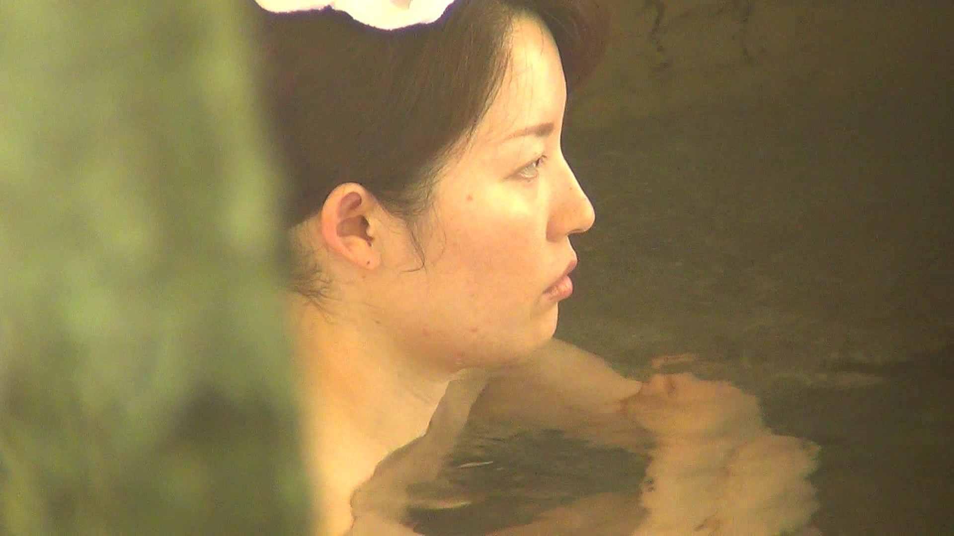 Aquaな露天風呂Vol.301 OLハメ撮り  41Pix 35