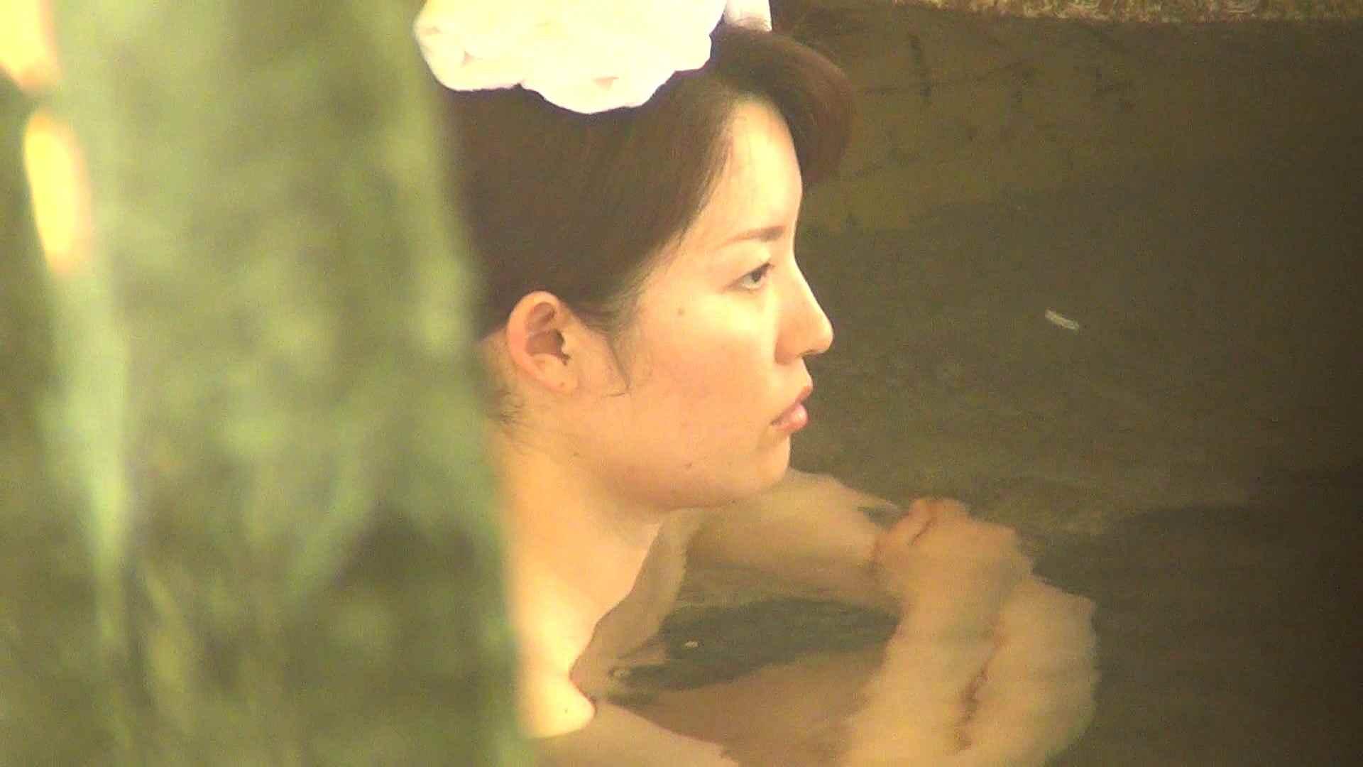Aquaな露天風呂Vol.301 OLハメ撮り  41Pix 37