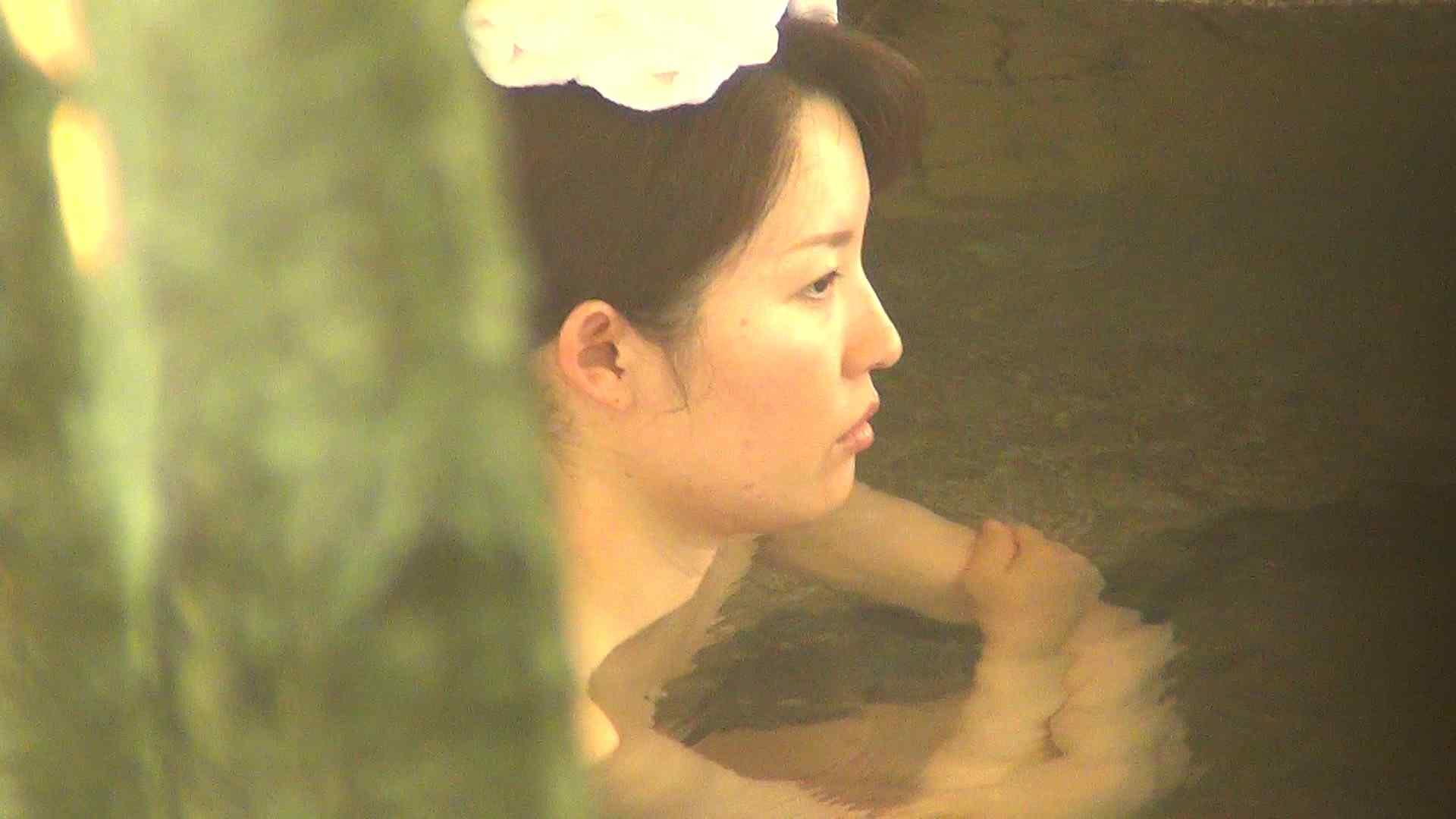 Aquaな露天風呂Vol.301 OLハメ撮り  41Pix 38