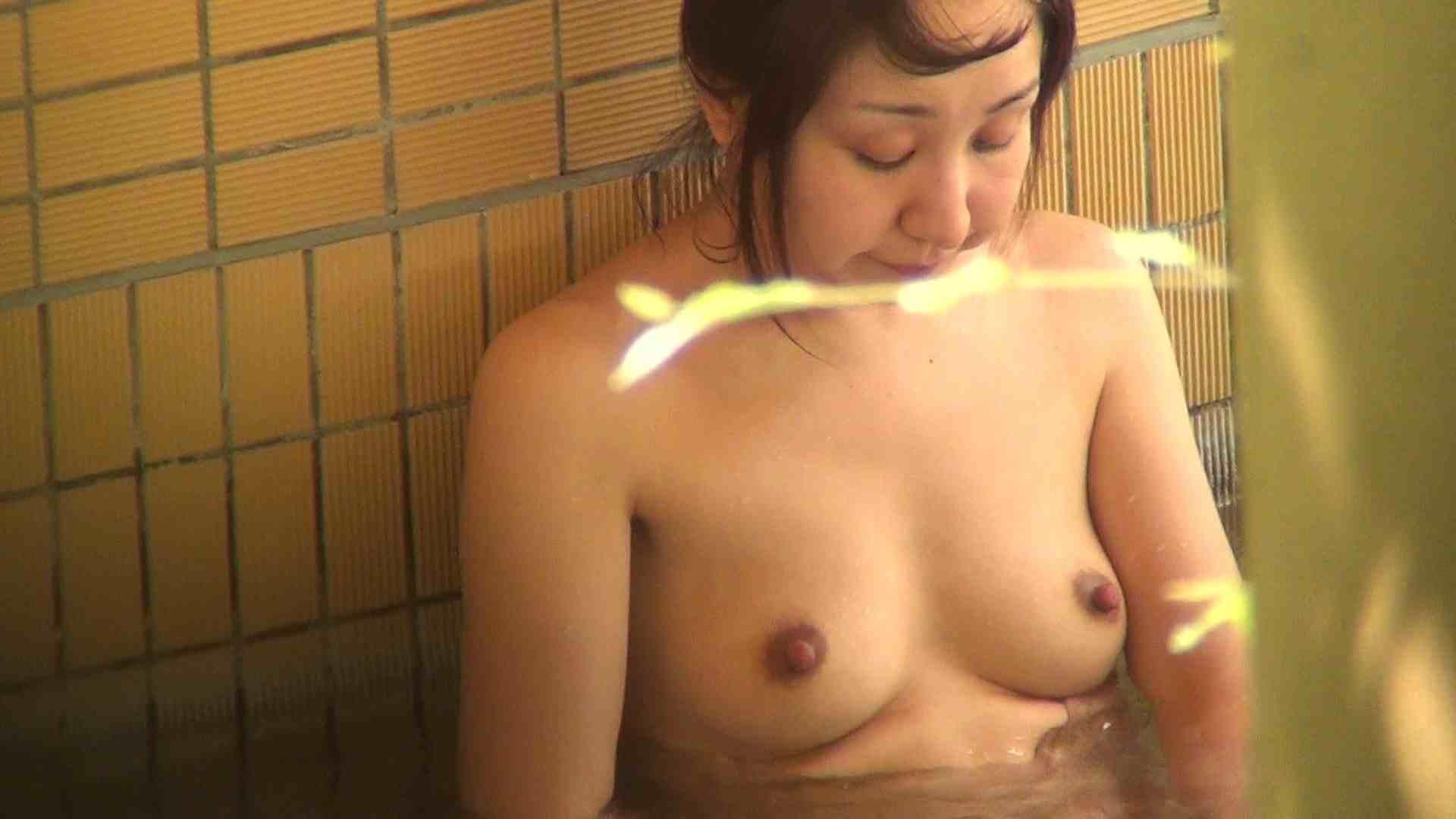 Aquaな露天風呂Vol.308 盗撮映像  75Pix 38