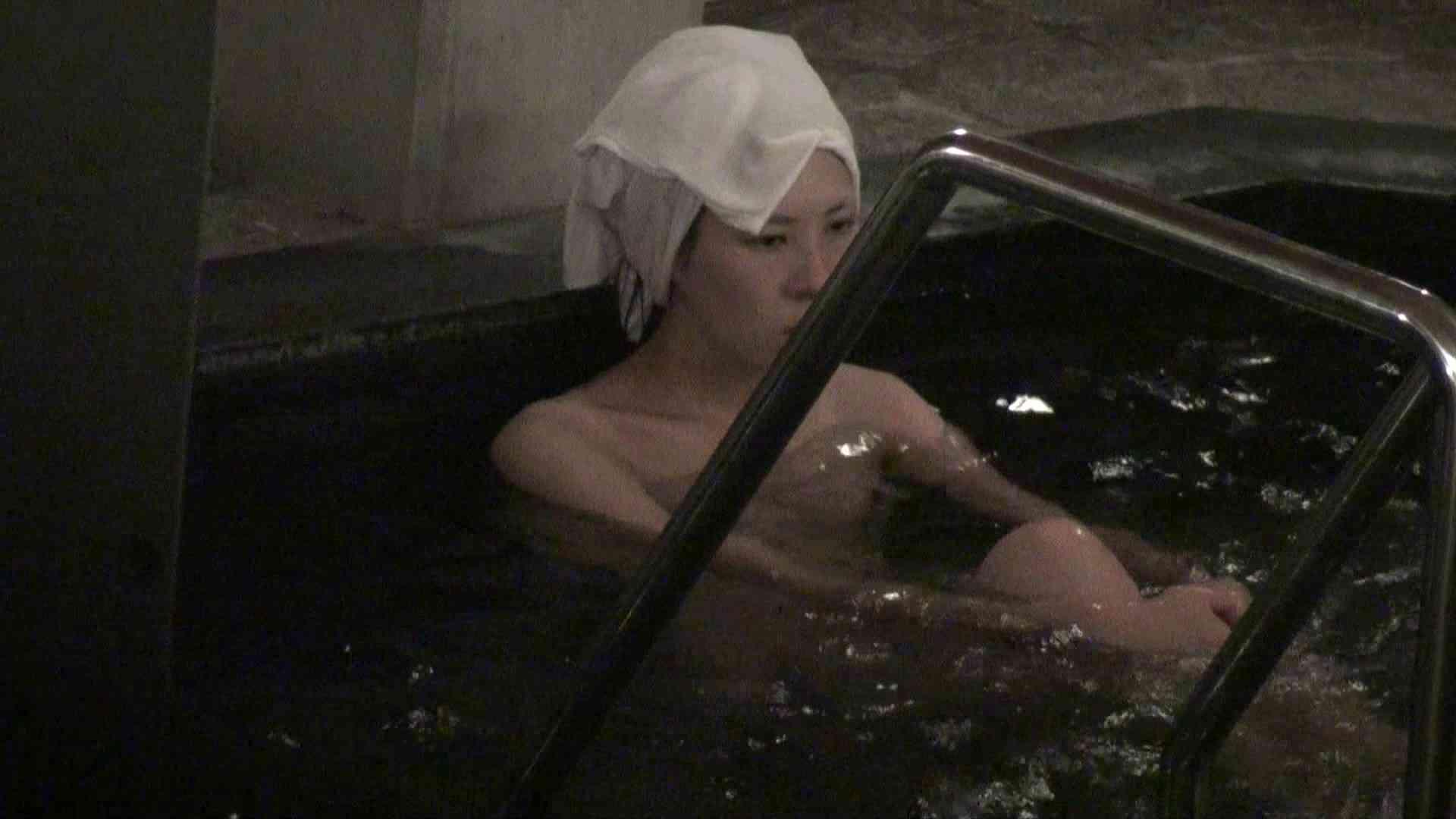 Aquaな露天風呂Vol.358 OLハメ撮り  54Pix 25