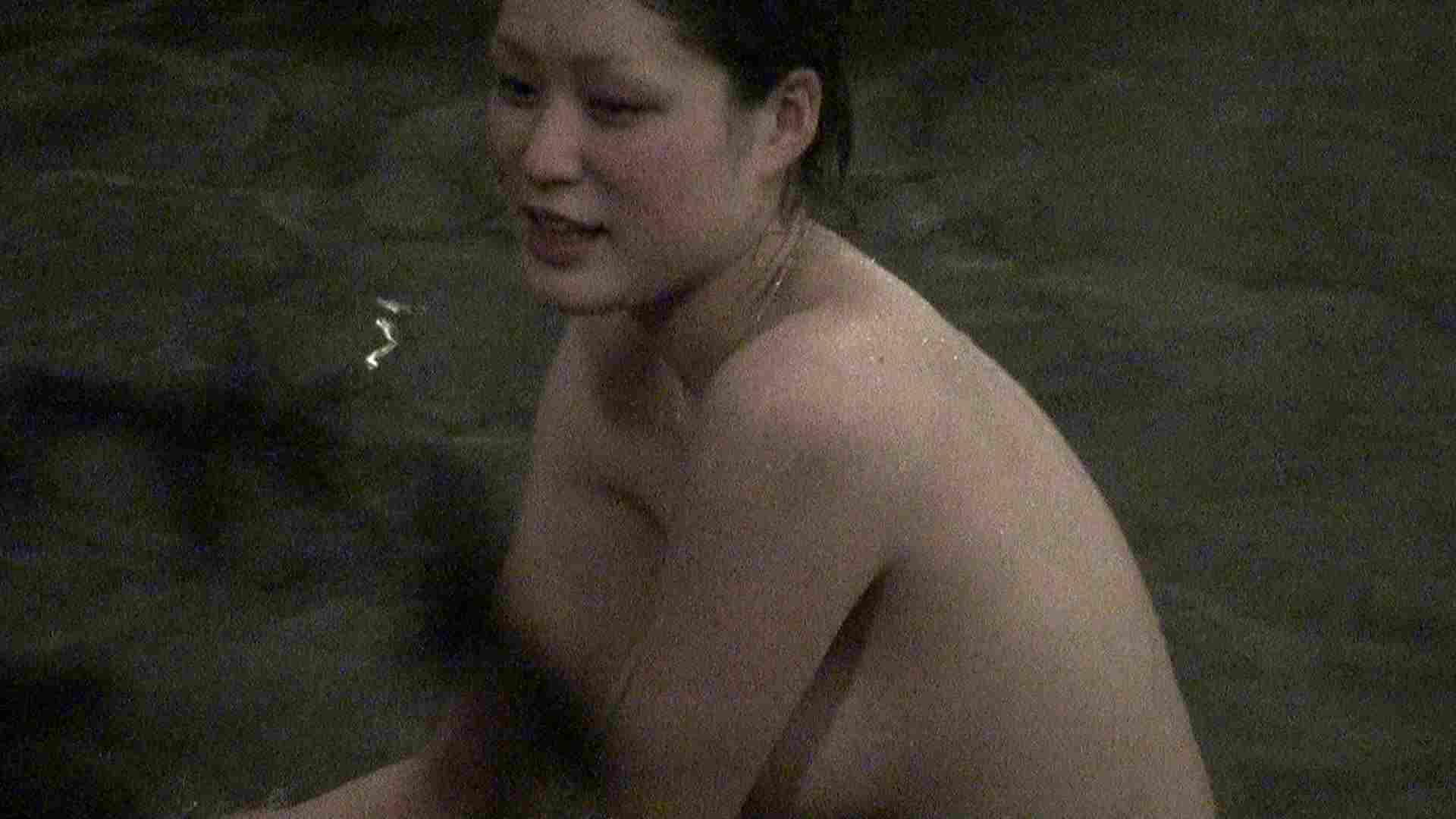Aquaな露天風呂Vol.365 露天  112Pix 100