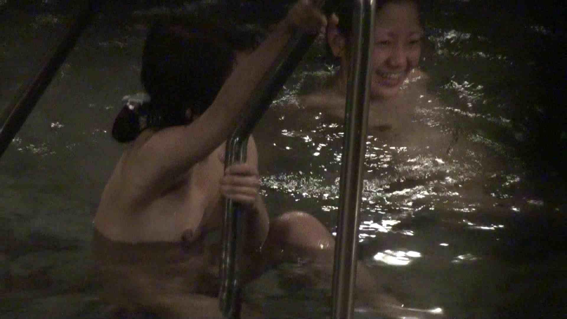 Aquaな露天風呂Vol.422 盗撮映像  61Pix 5