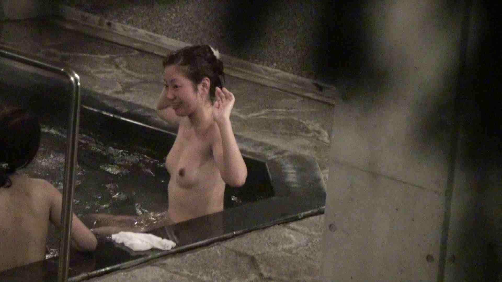 Aquaな露天風呂Vol.422 盗撮映像  61Pix 48