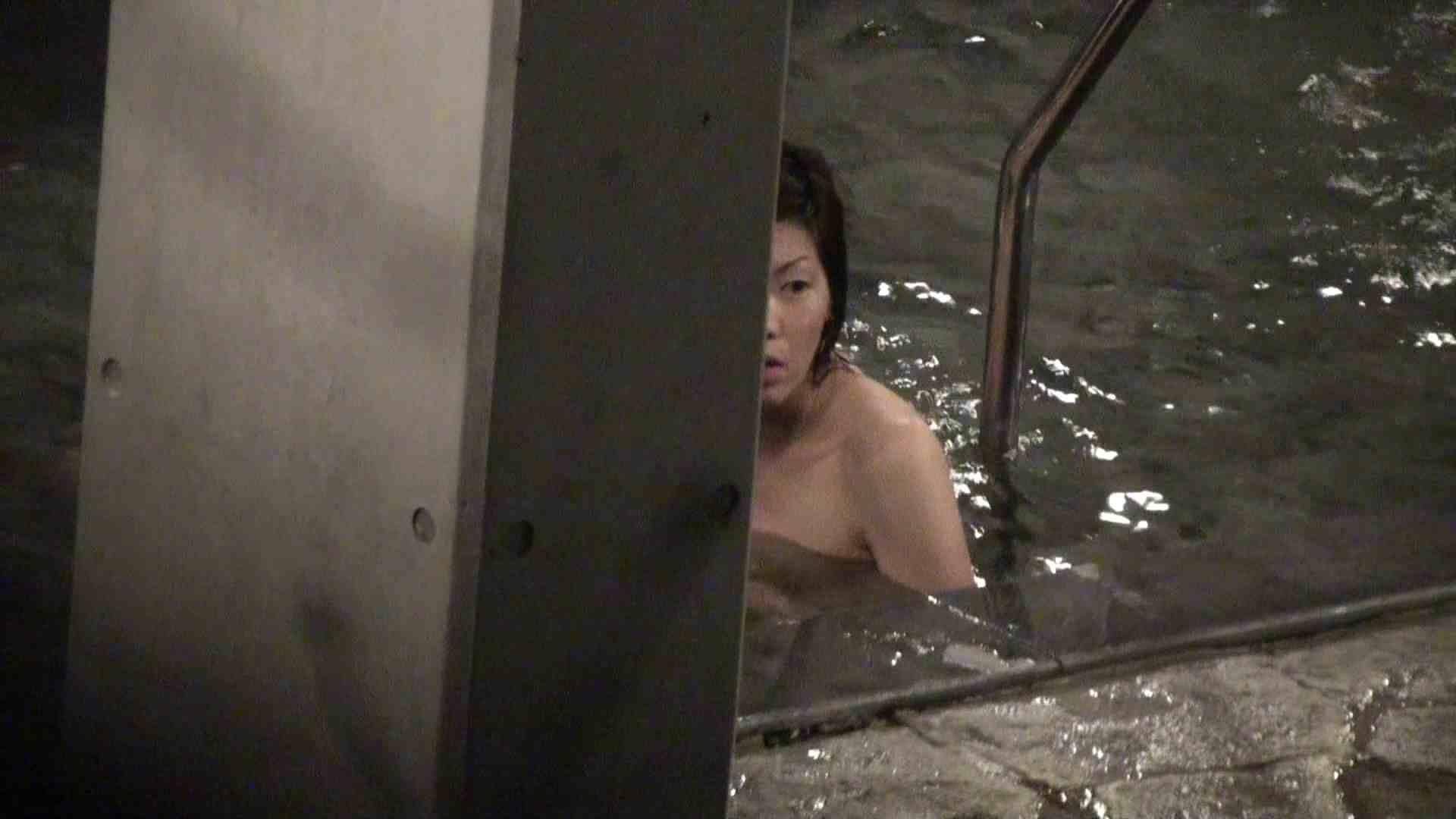 Aquaな露天風呂Vol.437 OLハメ撮り  78Pix 35