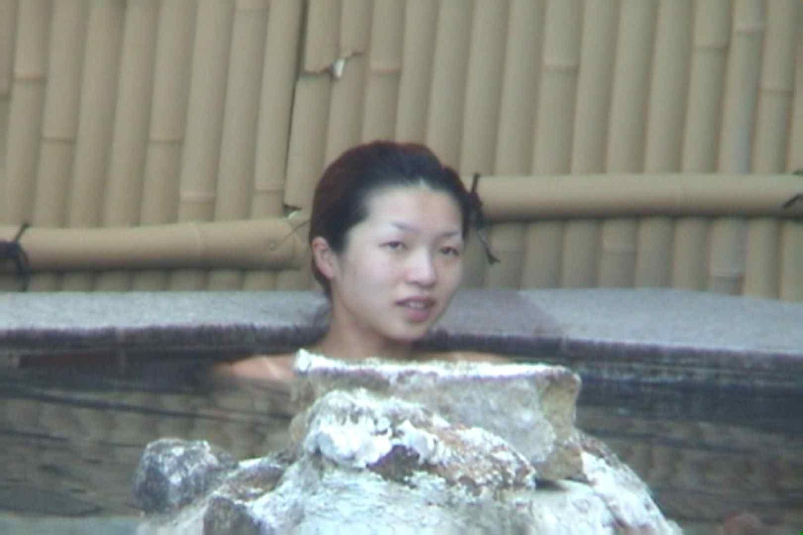 Aquaな露天風呂Vol.571 盗撮映像  35Pix 1