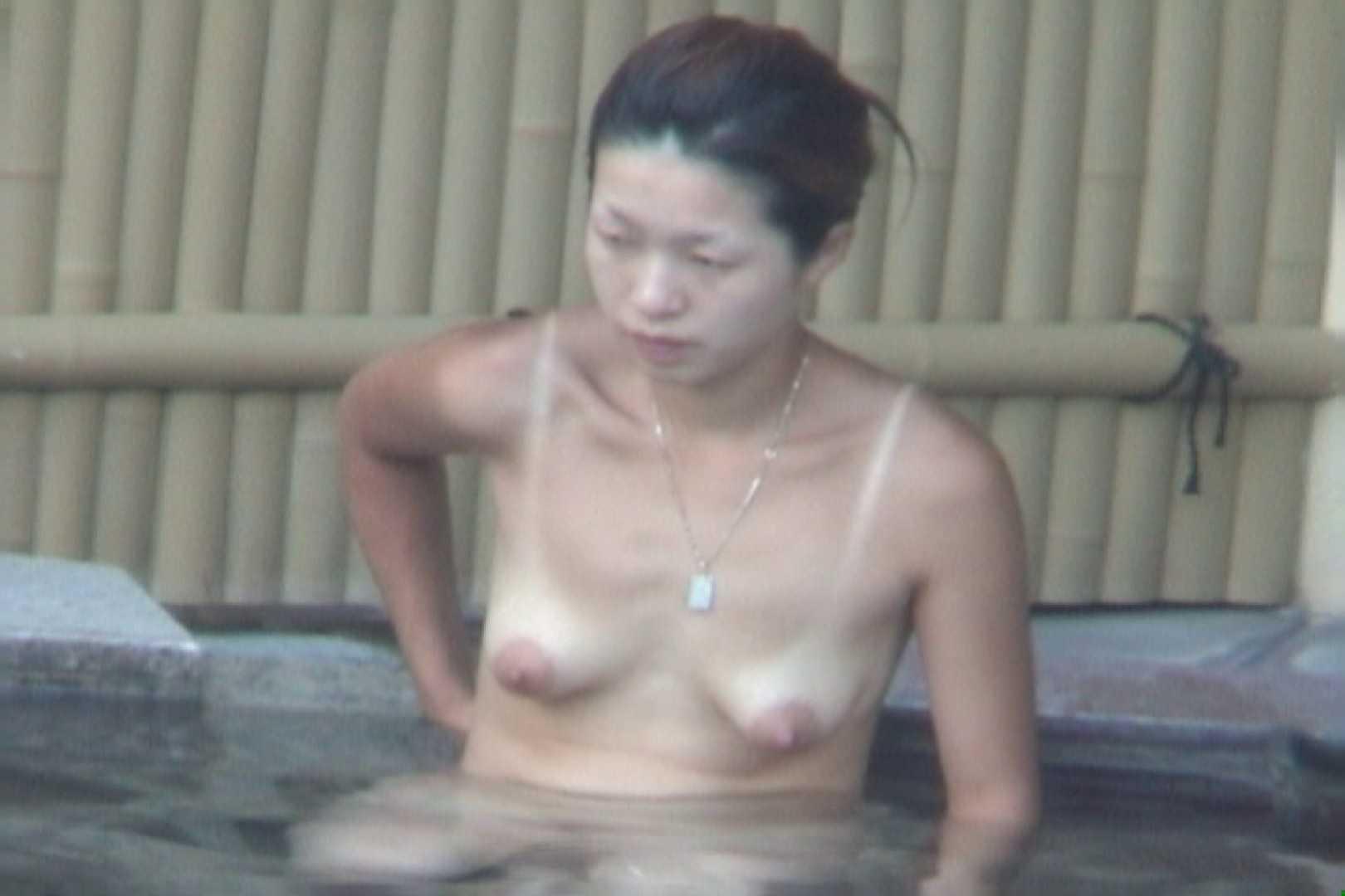 Aquaな露天風呂Vol.571 盗撮映像  35Pix 4
