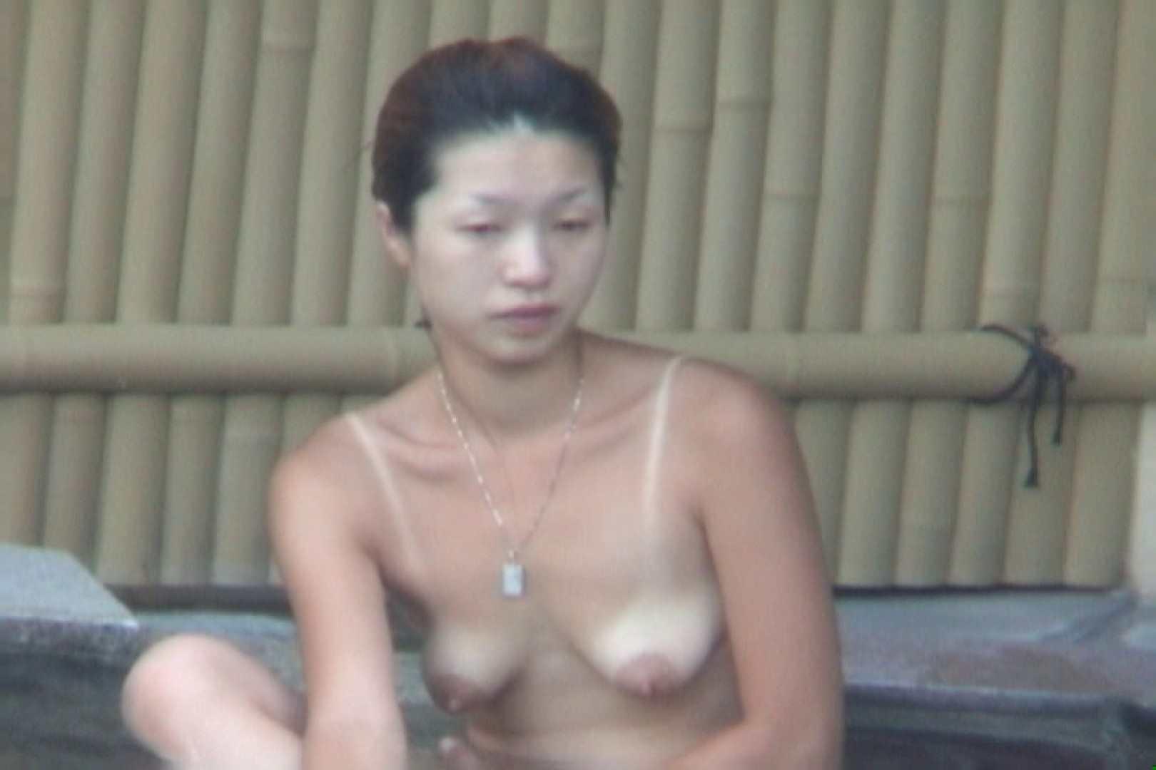 Aquaな露天風呂Vol.571 盗撮映像  35Pix 12