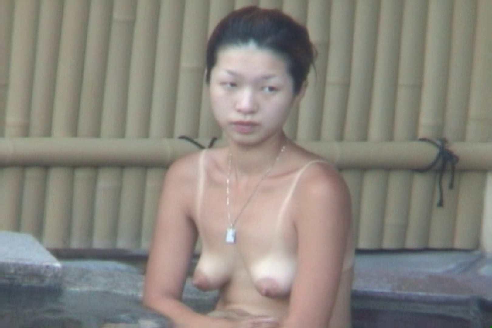 Aquaな露天風呂Vol.571 盗撮映像  35Pix 15