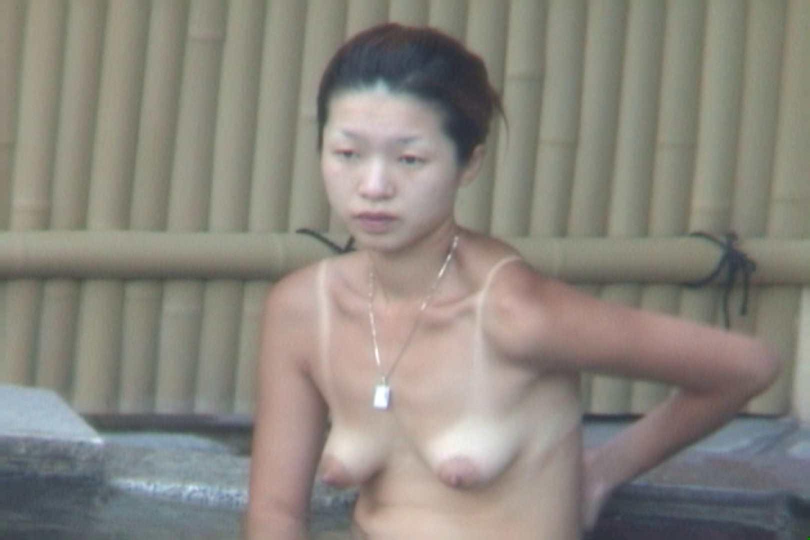 Aquaな露天風呂Vol.571 盗撮映像  35Pix 17