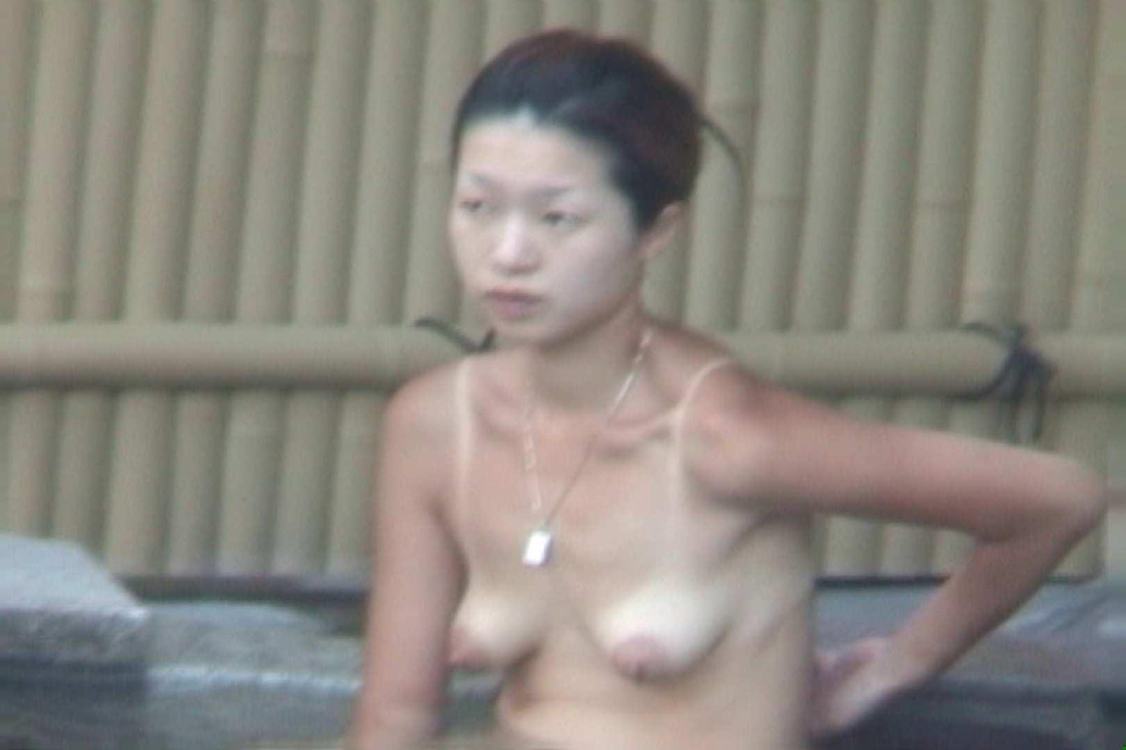 Aquaな露天風呂Vol.571 盗撮映像  35Pix 18