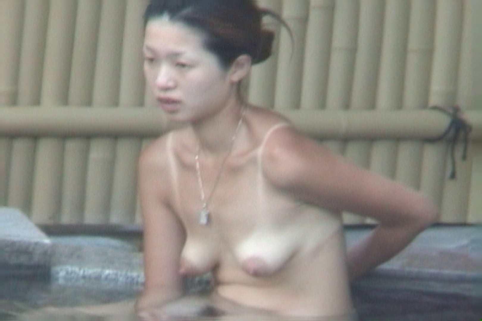 Aquaな露天風呂Vol.571 盗撮映像  35Pix 34