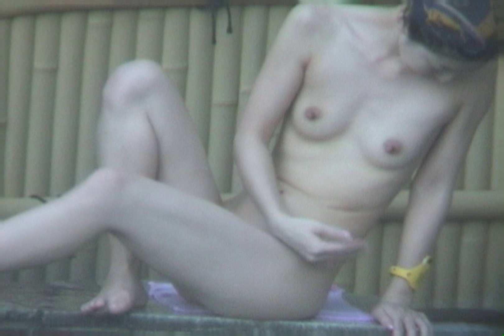 Aquaな露天風呂Vol.607 OLハメ撮り  58Pix 12