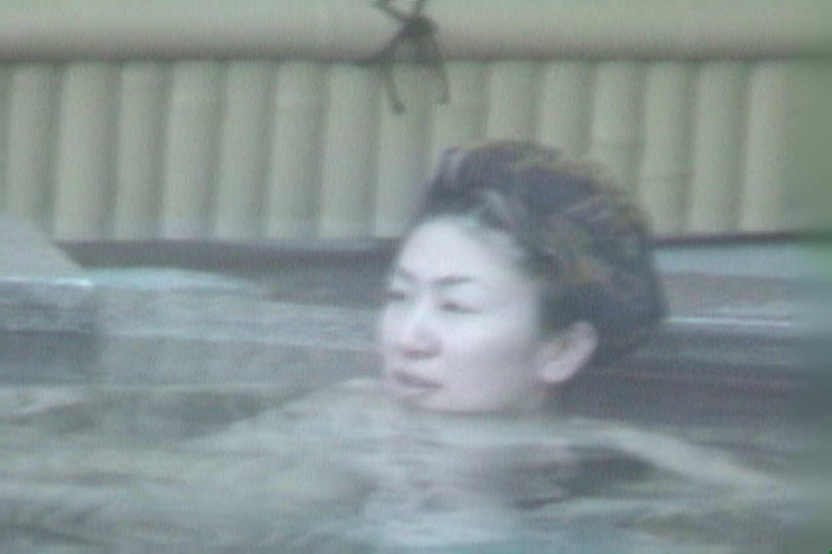 Aquaな露天風呂Vol.607 OLハメ撮り  58Pix 13
