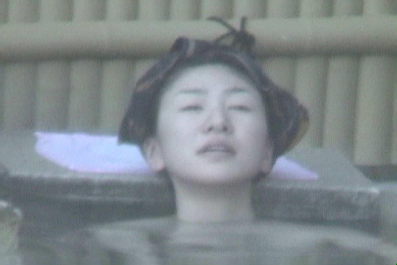 Aquaな露天風呂Vol.607 OLハメ撮り  58Pix 49