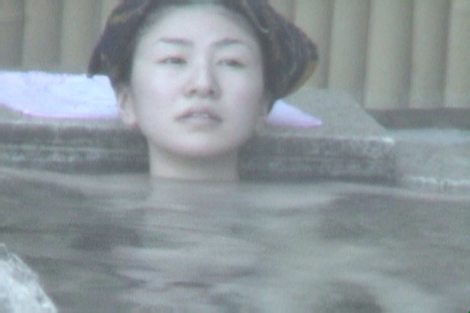 Aquaな露天風呂Vol.607 OLハメ撮り  58Pix 50