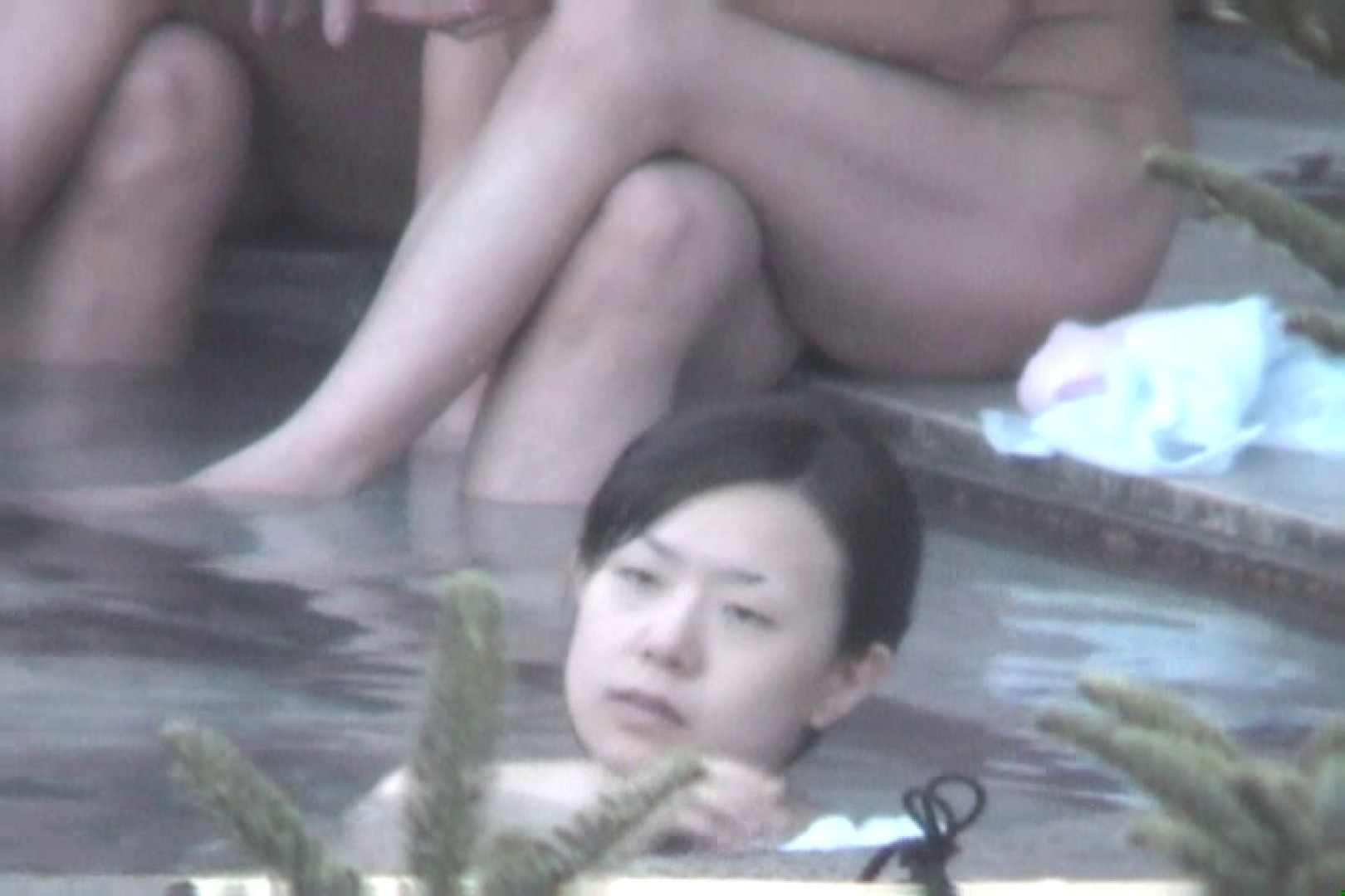 Aquaな露天風呂Vol.609 盗撮映像  58Pix 14