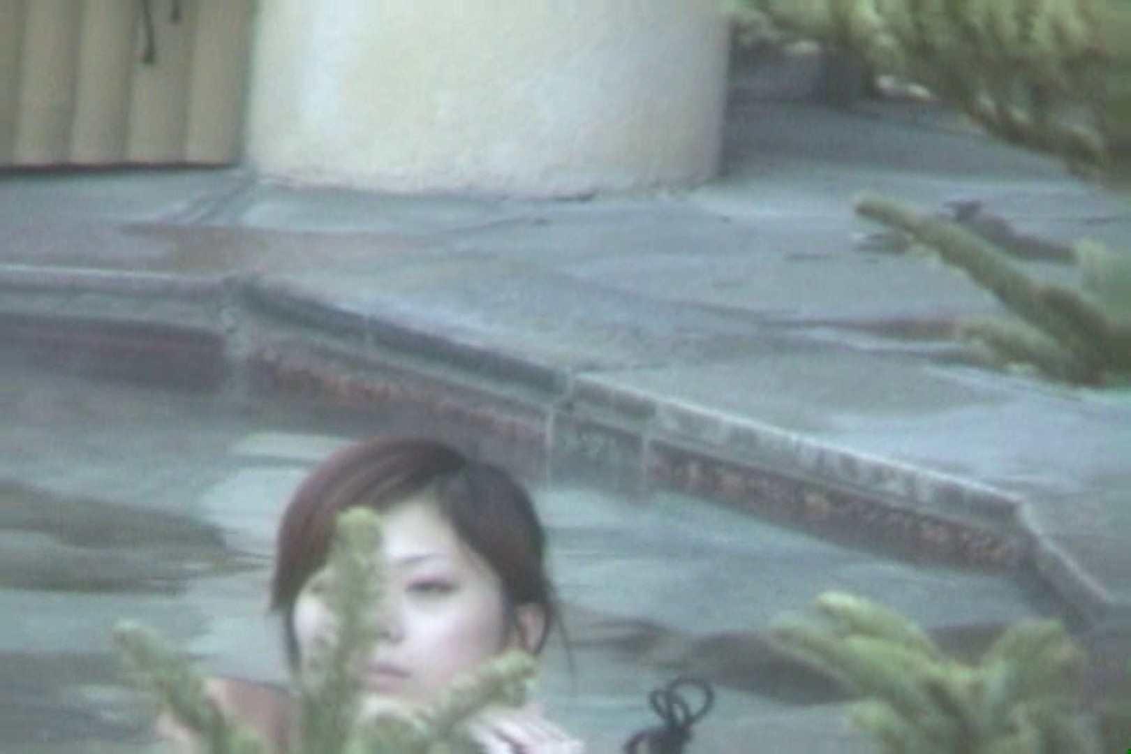 Aquaな露天風呂Vol.609 盗撮映像  58Pix 29