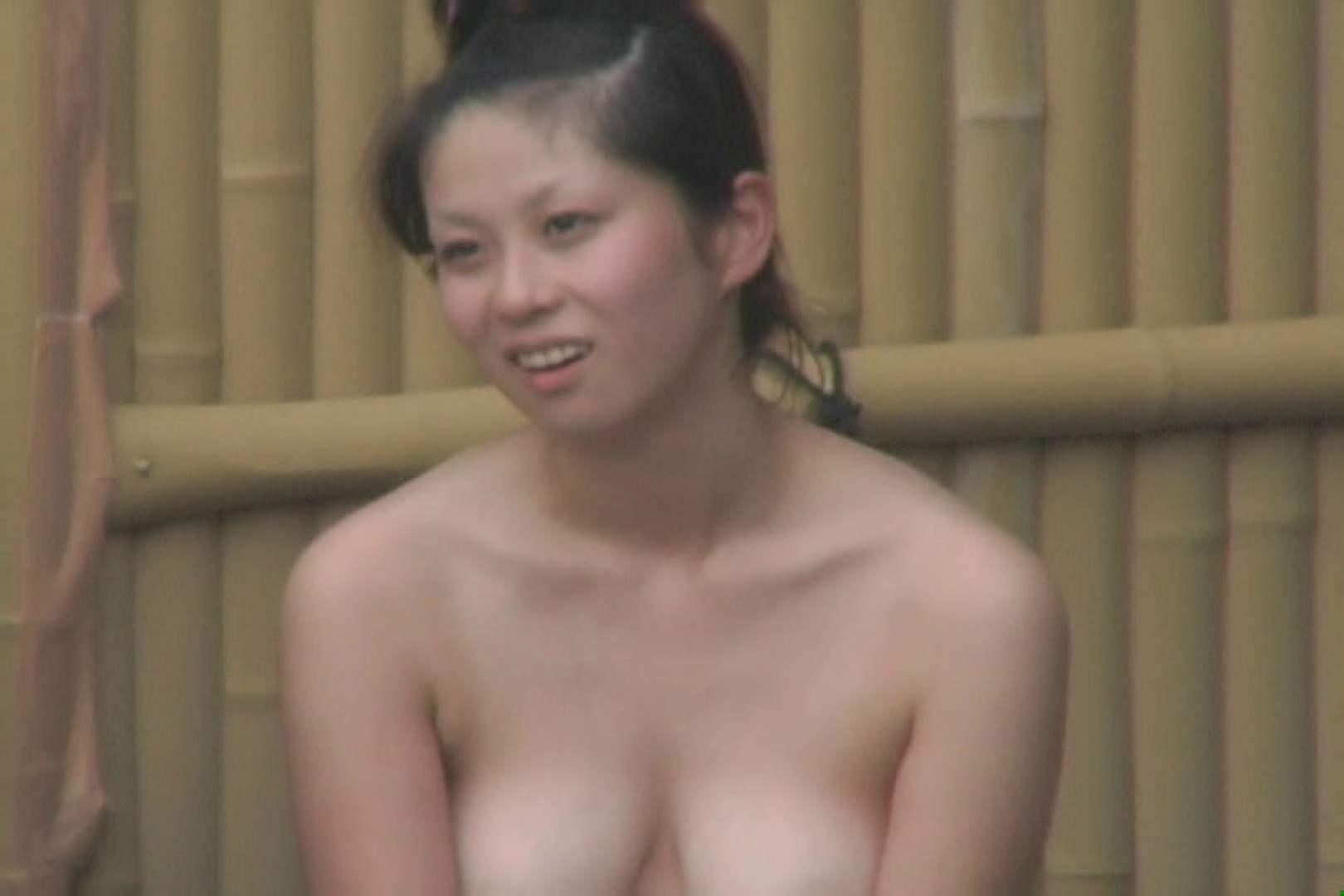 Aquaな露天風呂Vol.610 OLハメ撮り  74Pix 1