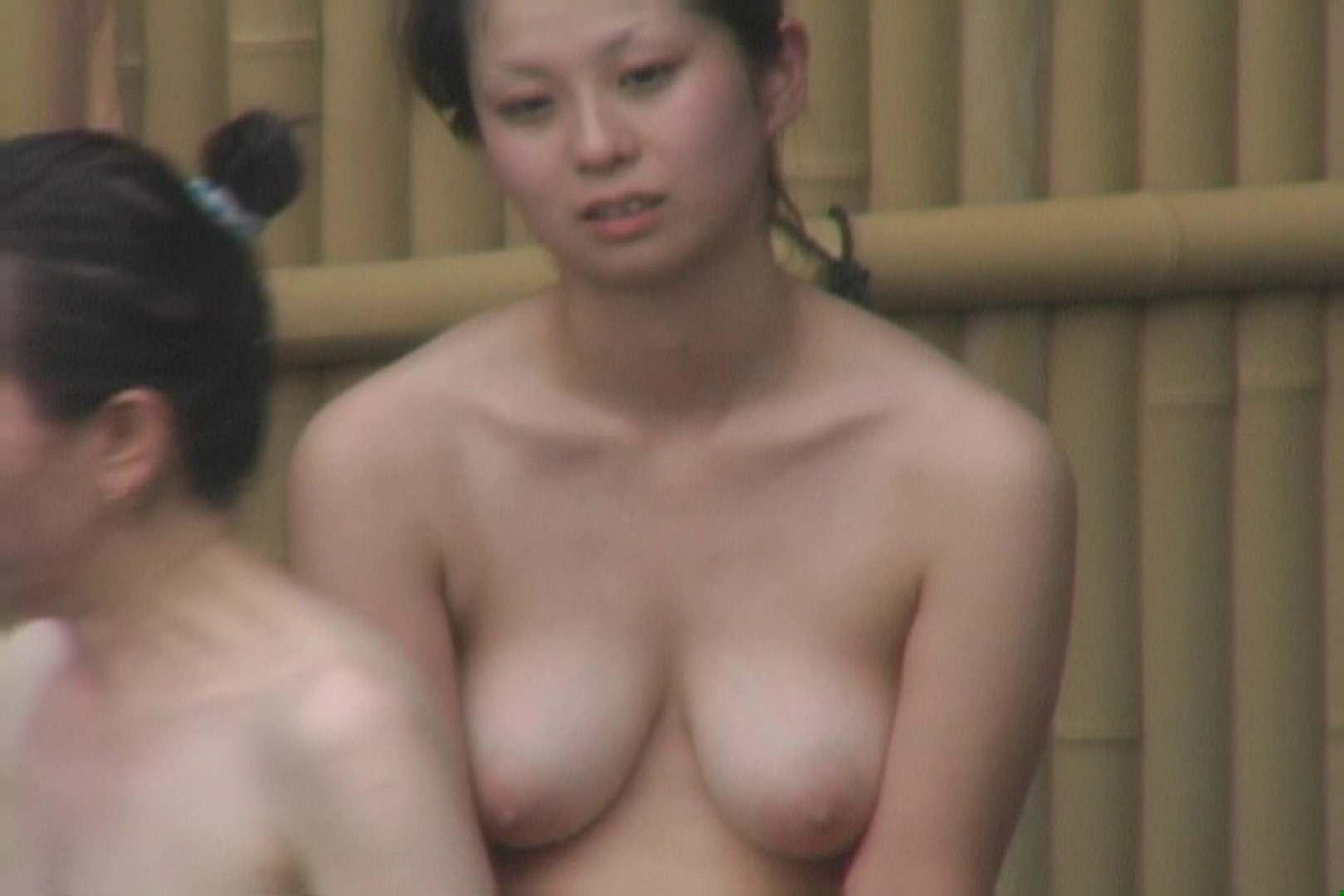 Aquaな露天風呂Vol.610 OLハメ撮り  74Pix 5