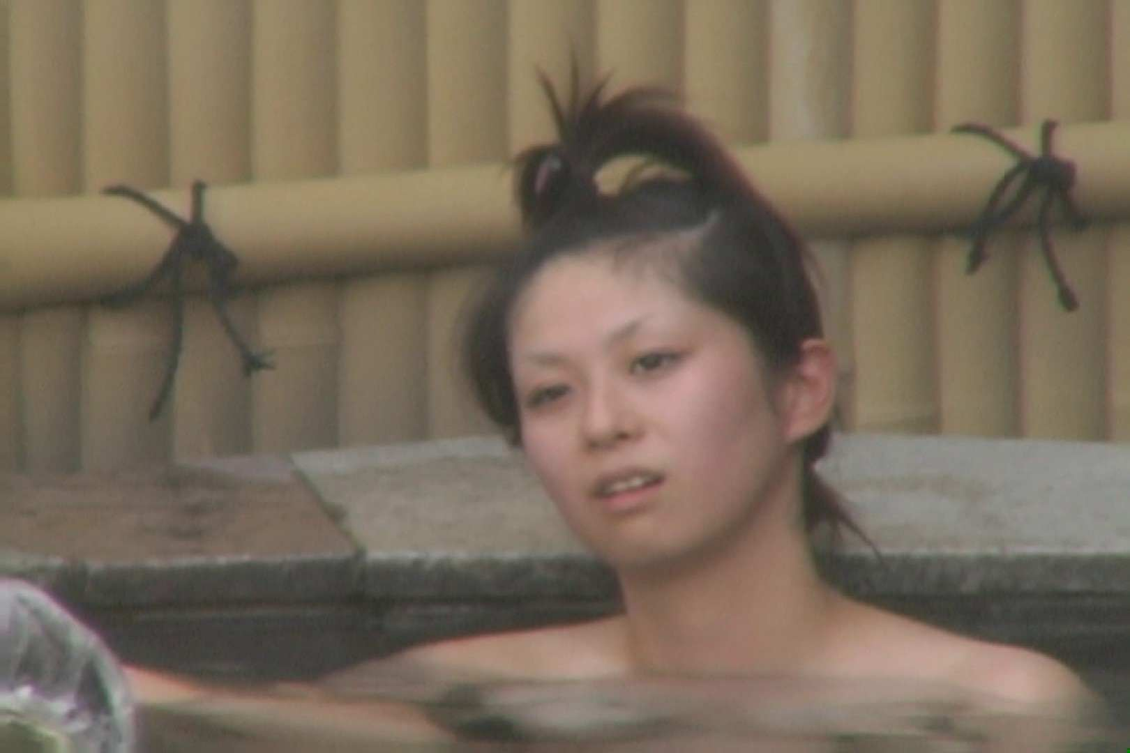 Aquaな露天風呂Vol.610 OLハメ撮り  74Pix 47