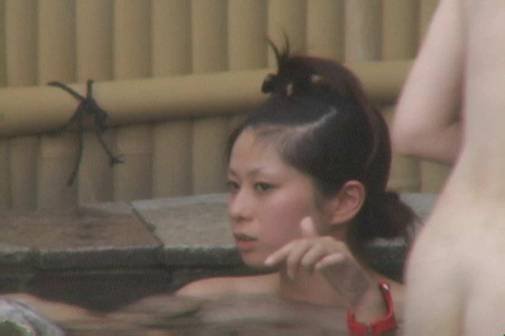 Aquaな露天風呂Vol.610 OLハメ撮り  74Pix 49