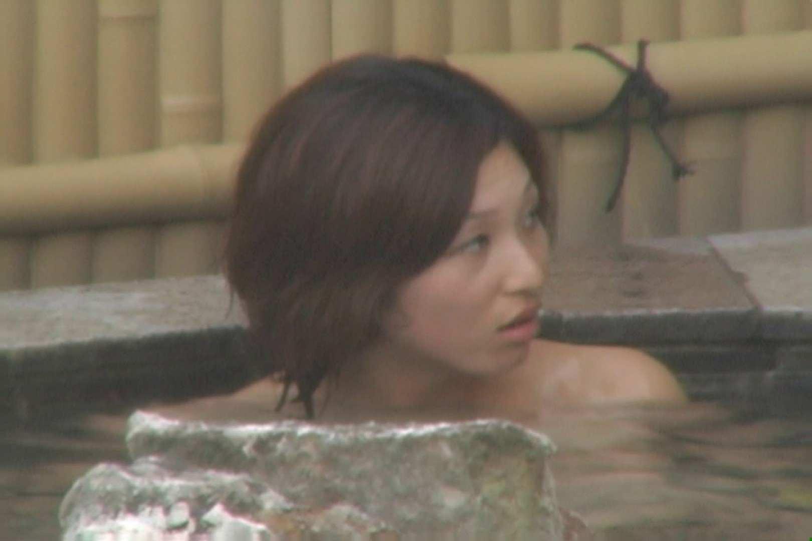 Aquaな露天風呂Vol.610 OLハメ撮り  74Pix 59