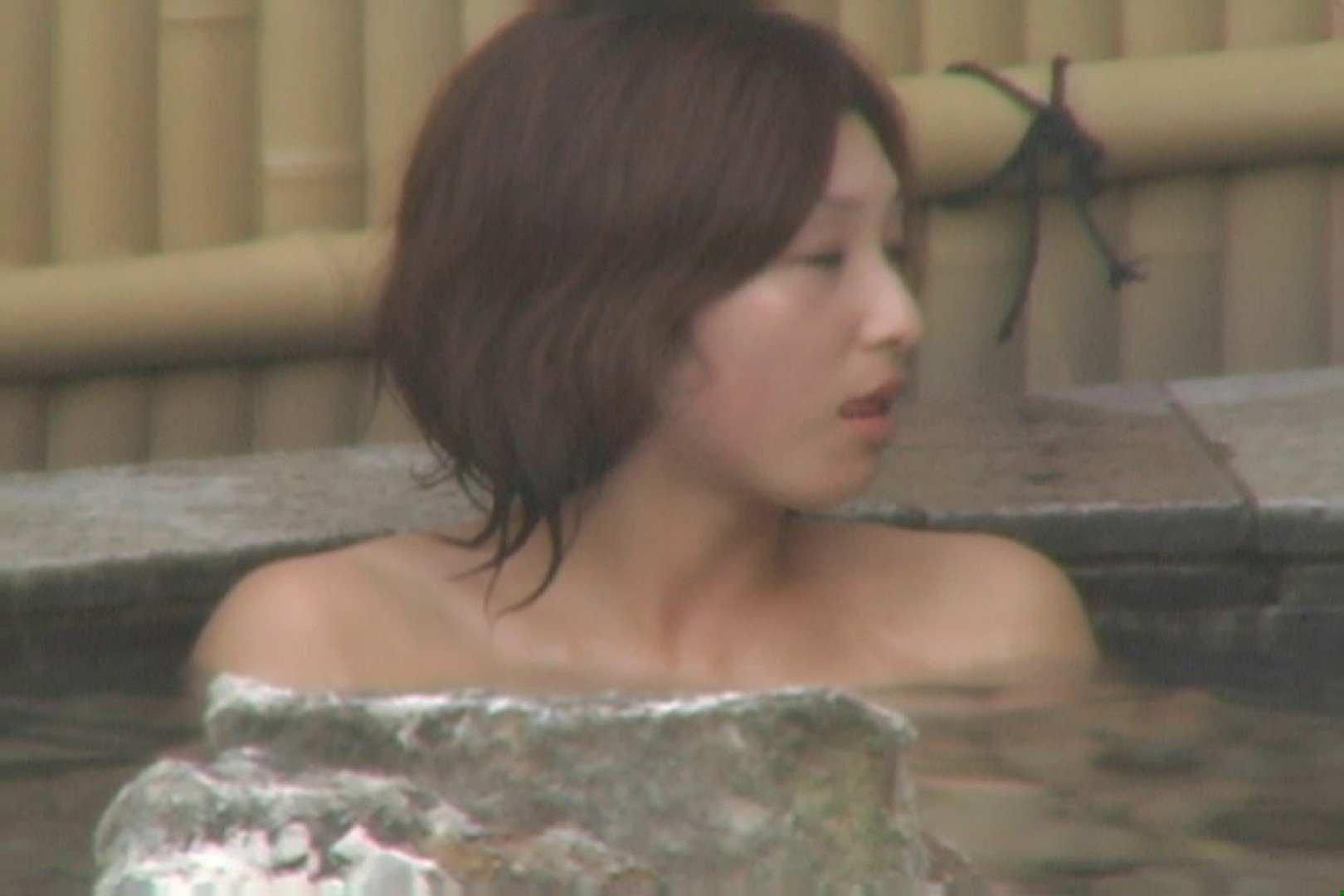 Aquaな露天風呂Vol.610 OLハメ撮り  74Pix 61