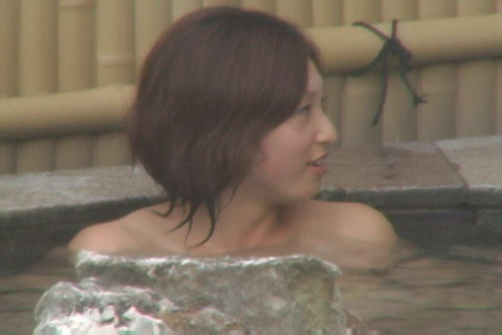 Aquaな露天風呂Vol.610 OLハメ撮り  74Pix 63