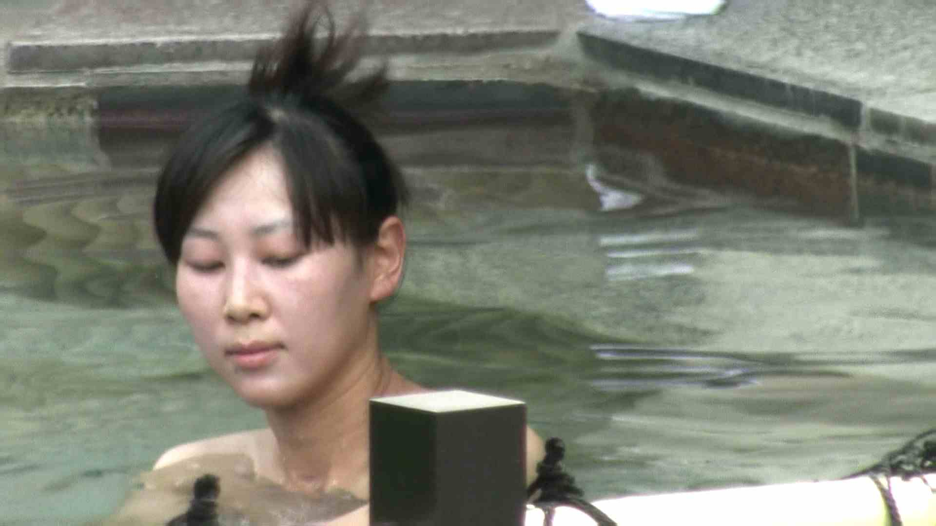 Aquaな露天風呂Vol.665 露天  110Pix 101