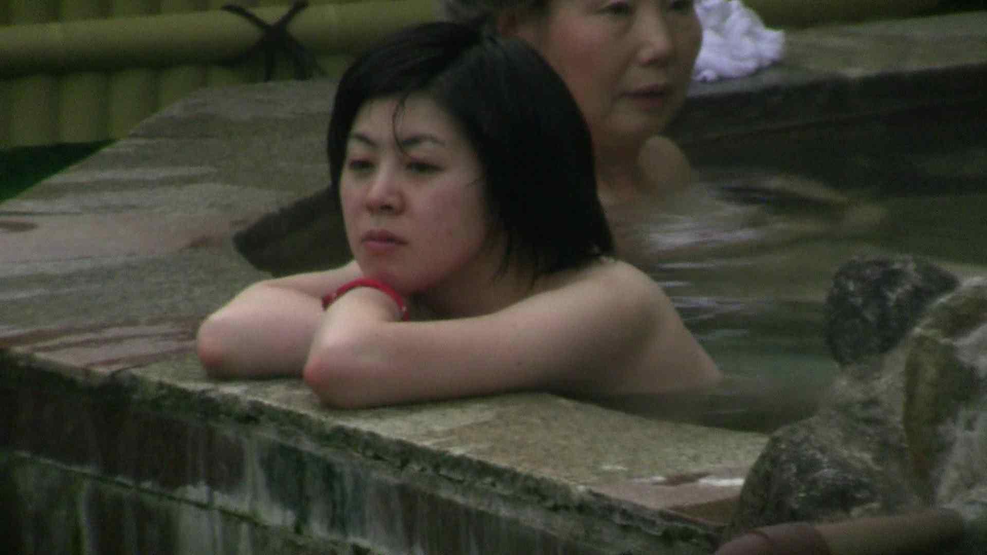 Aquaな露天風呂Vol.685 OLハメ撮り  42Pix 3