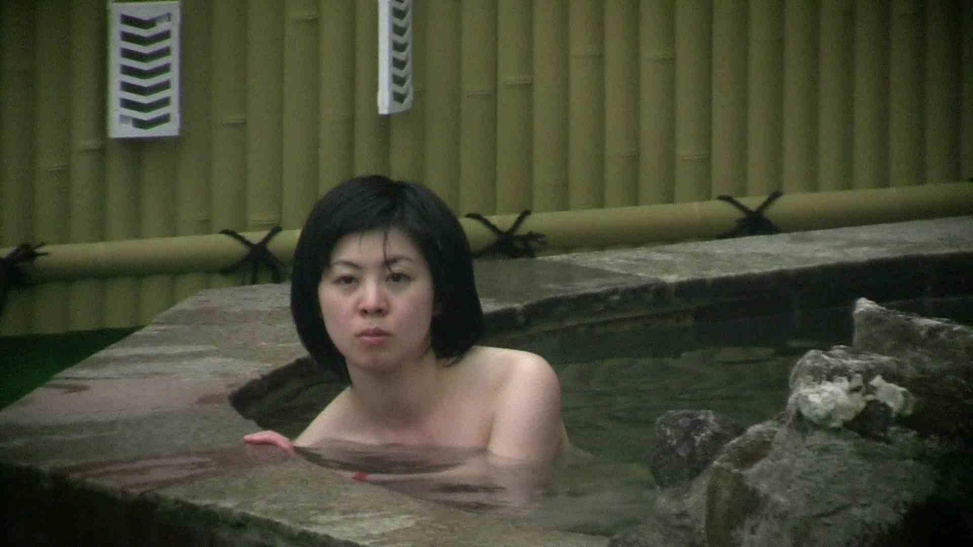 Aquaな露天風呂Vol.685 OLハメ撮り  42Pix 7