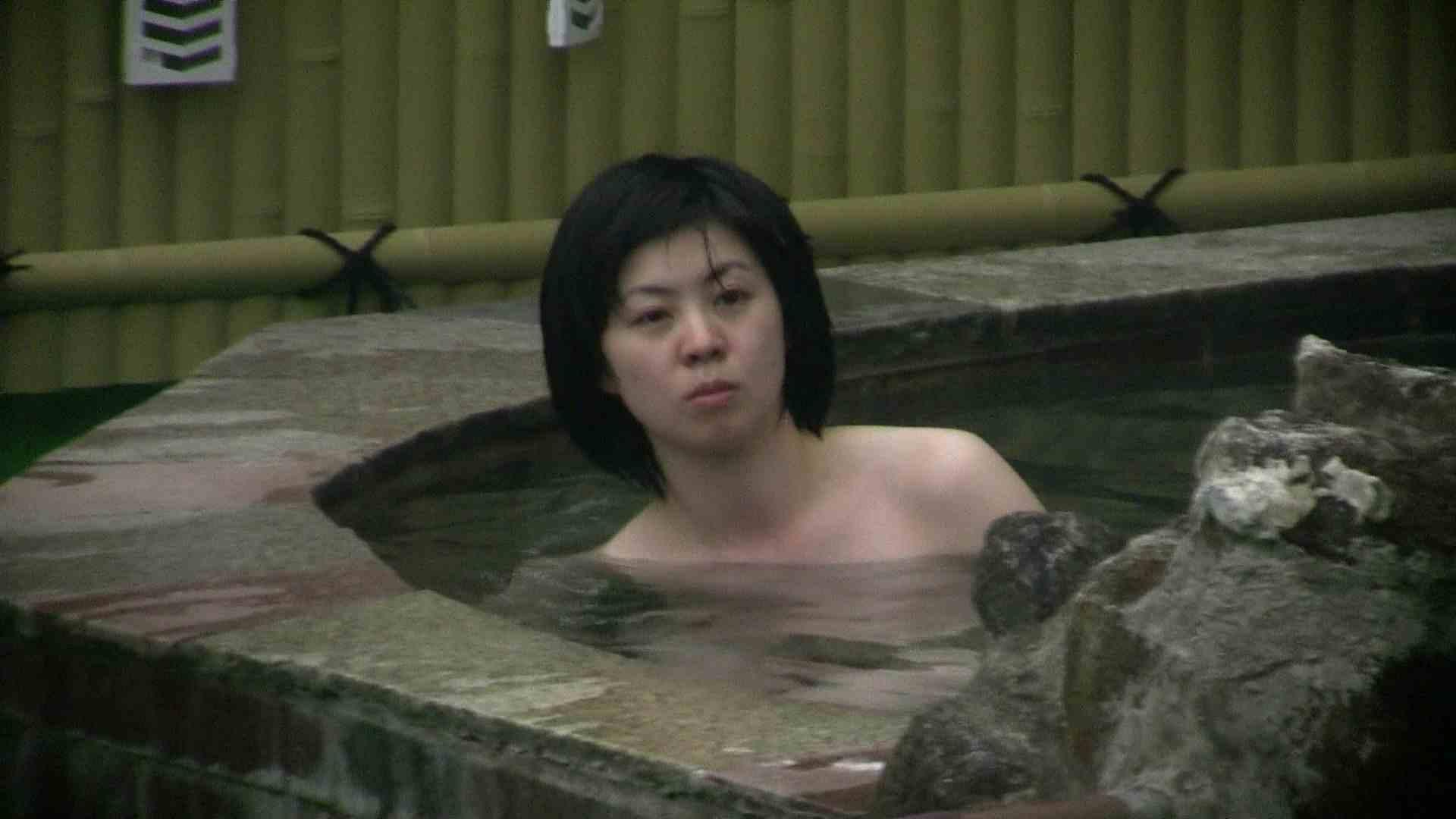 Aquaな露天風呂Vol.685 OLハメ撮り  42Pix 9