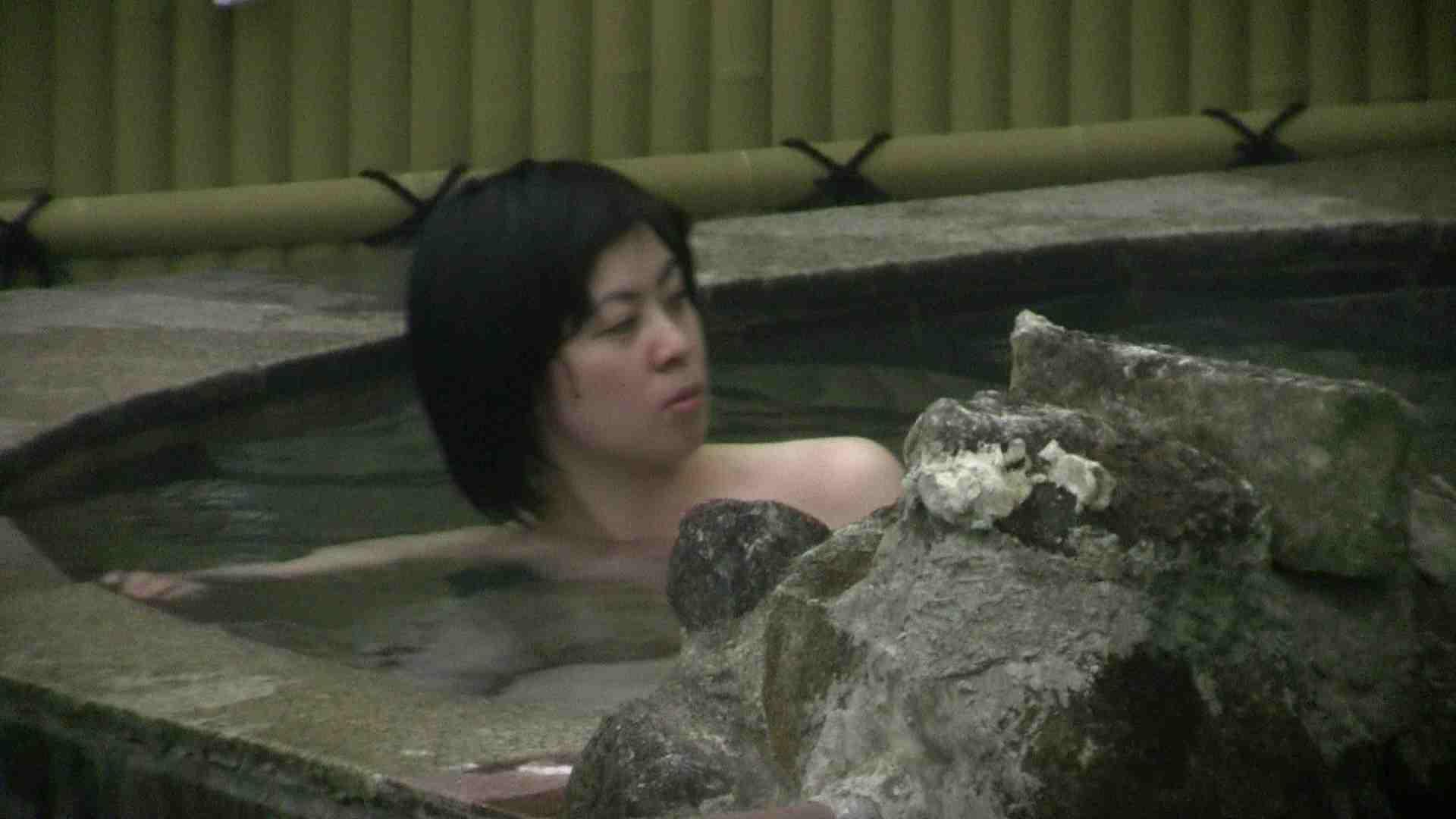Aquaな露天風呂Vol.685 OLハメ撮り  42Pix 10