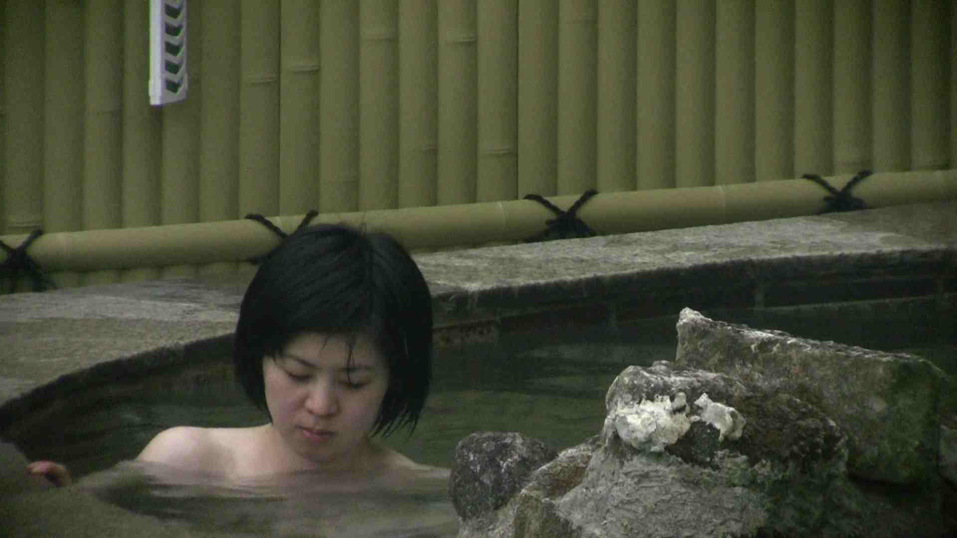 Aquaな露天風呂Vol.685 OLハメ撮り  42Pix 11