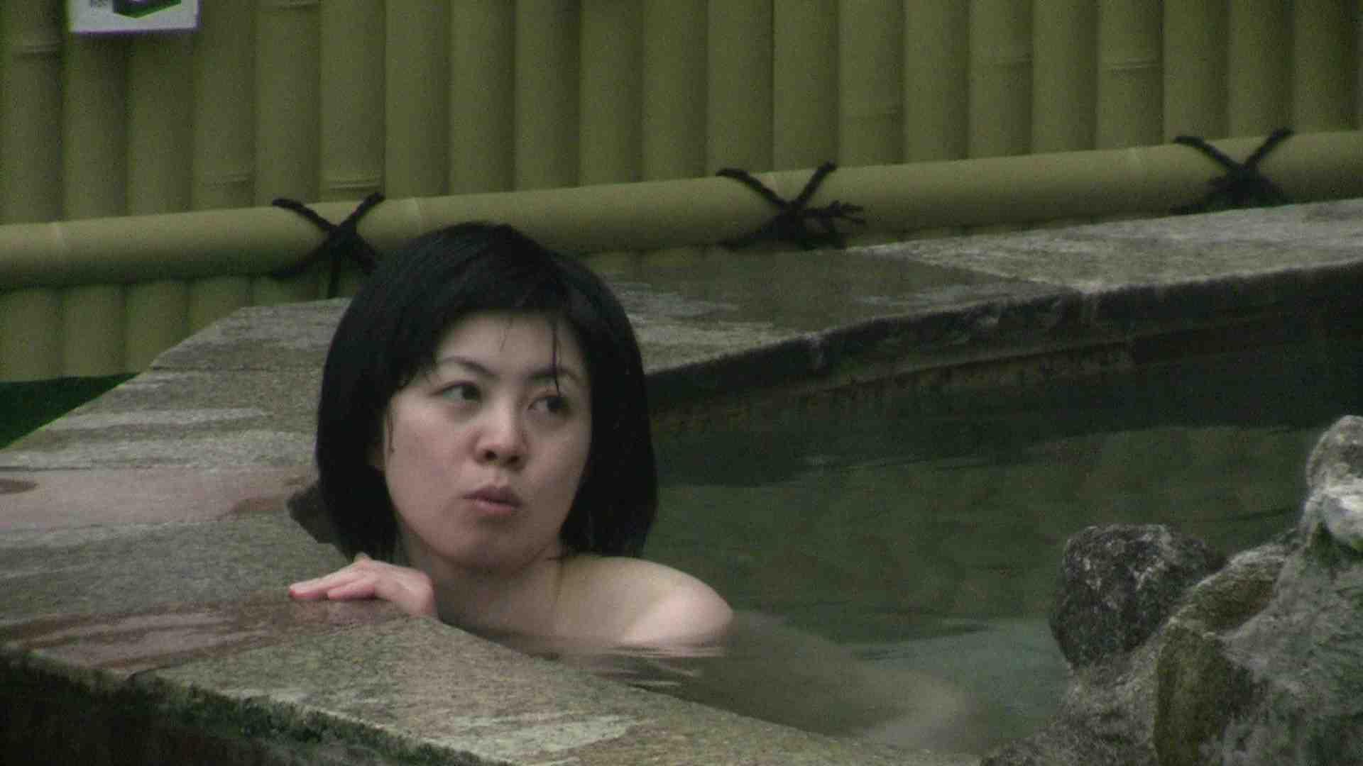 Aquaな露天風呂Vol.685 OLハメ撮り  42Pix 20