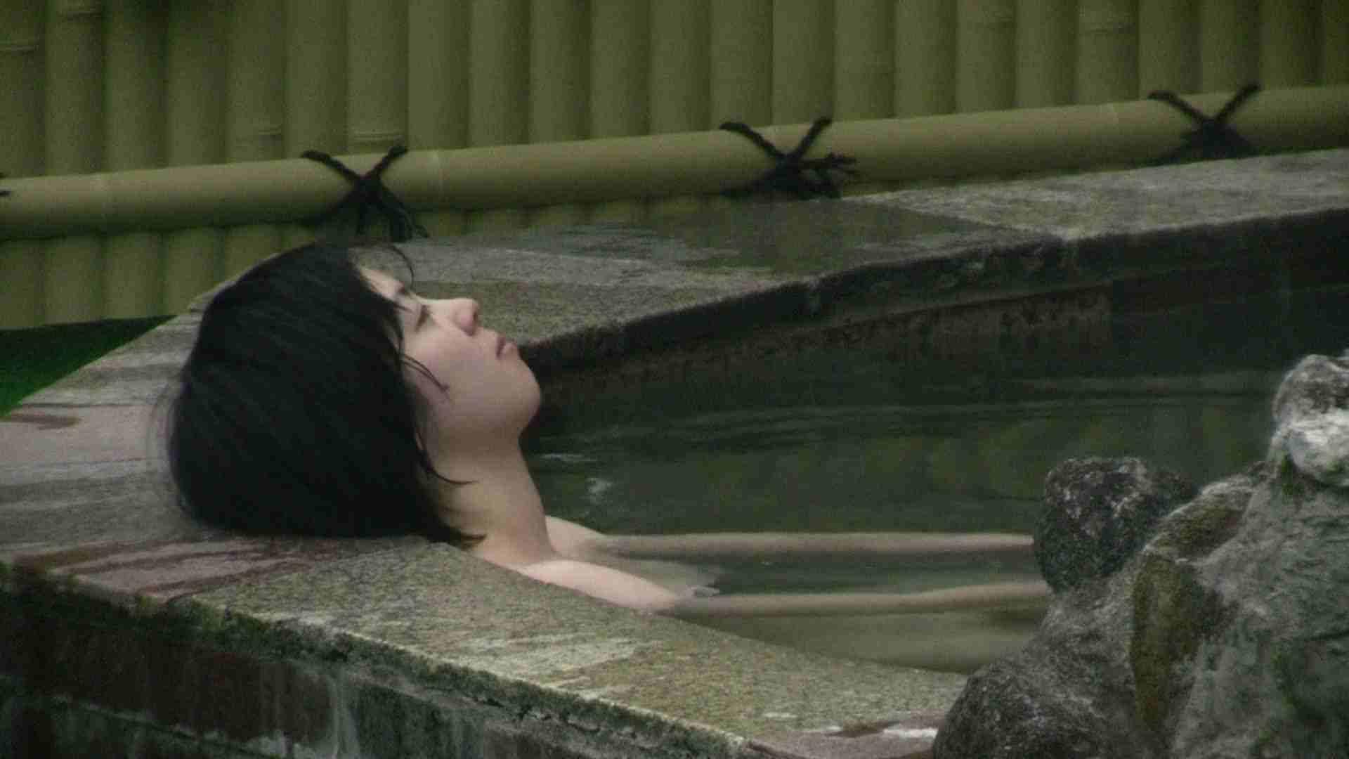 Aquaな露天風呂Vol.685 OLハメ撮り  42Pix 37