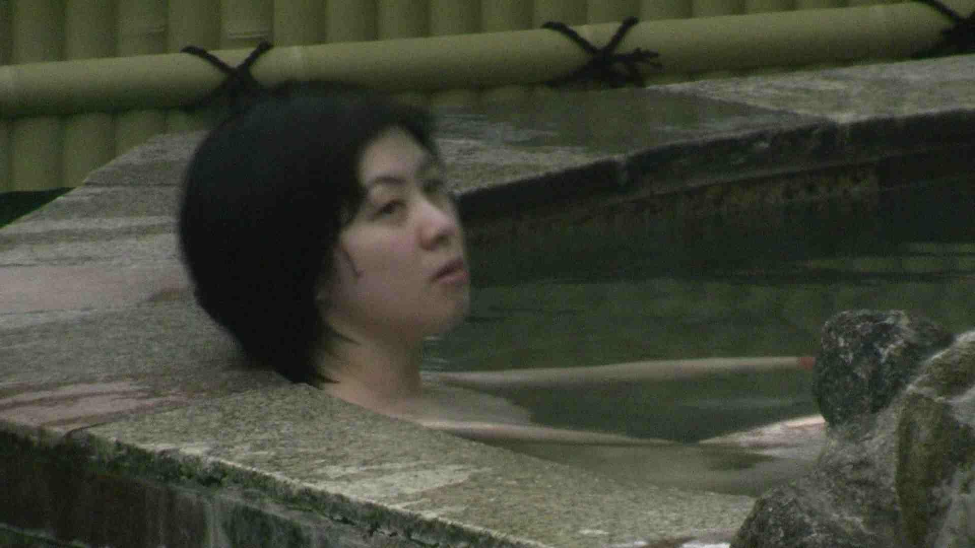 Aquaな露天風呂Vol.685 OLハメ撮り  42Pix 38