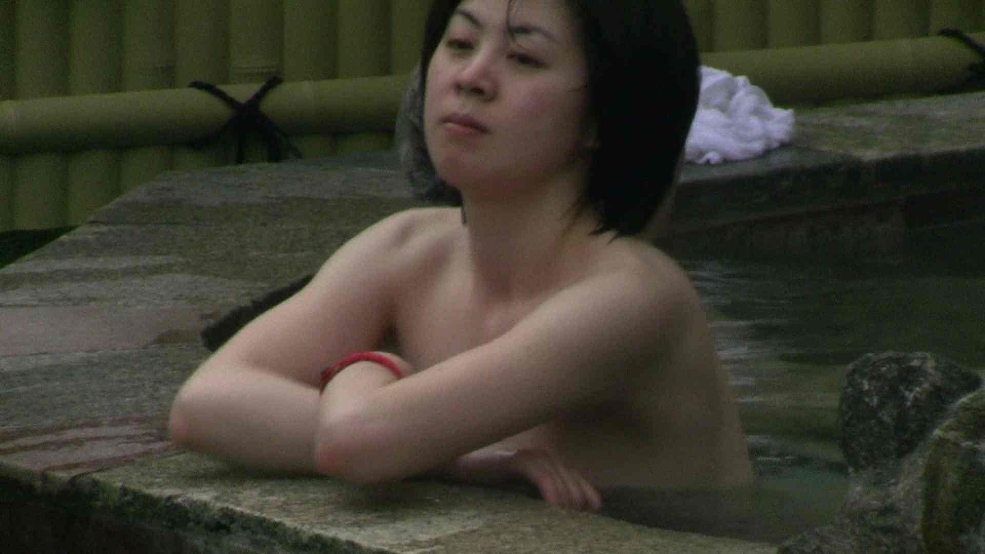 Aquaな露天風呂Vol.685 OLハメ撮り  42Pix 41