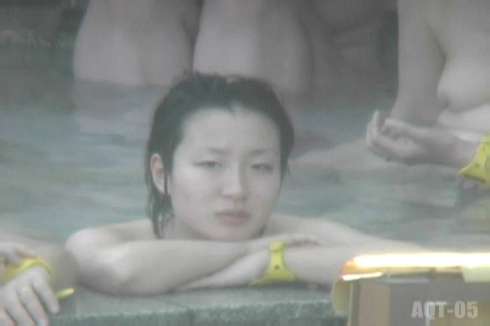 Aquaな露天風呂Vol.746 OLハメ撮り  46Pix 30