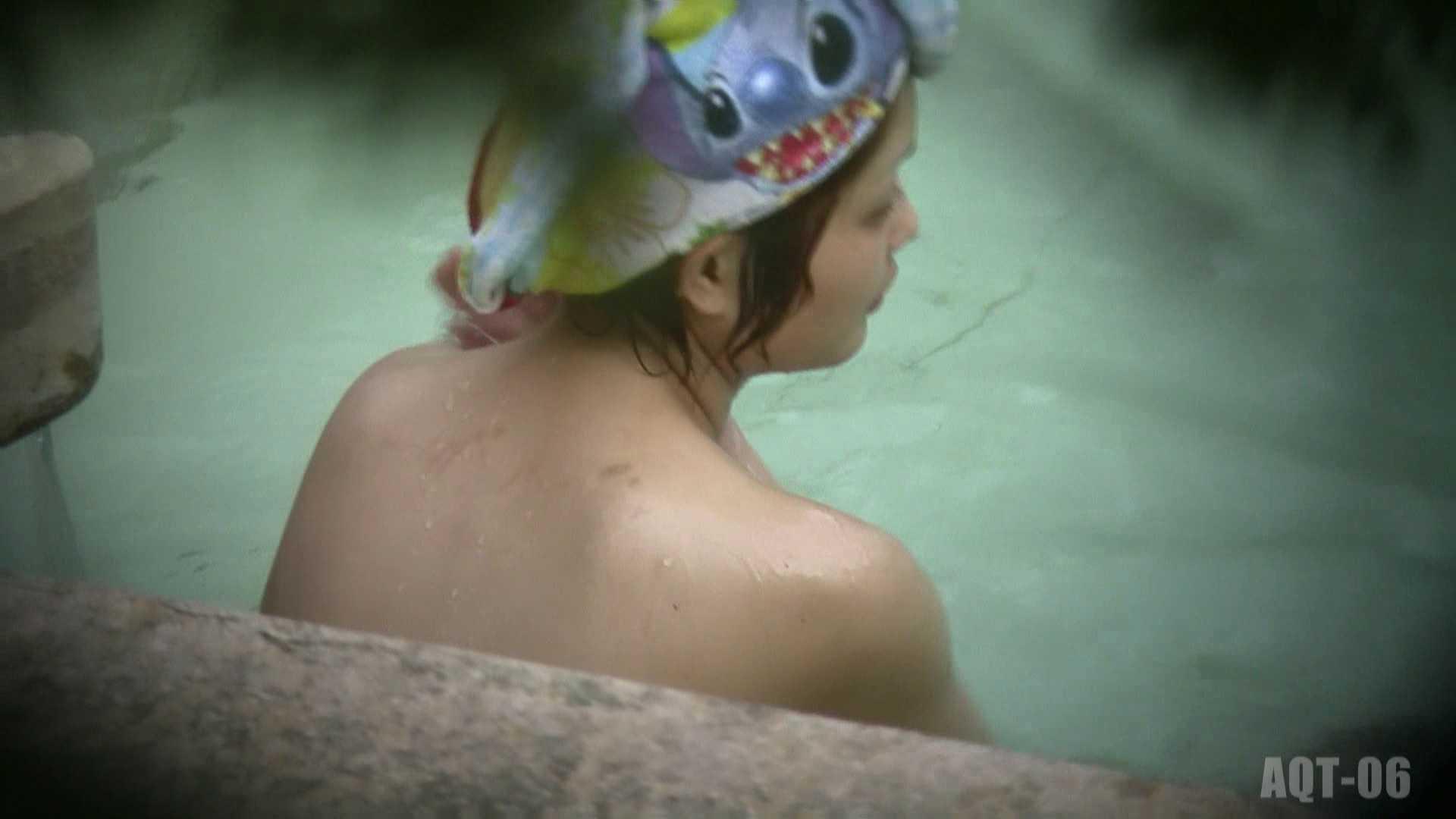 Aquaな露天風呂Vol.761 盗撮映像  84Pix 71