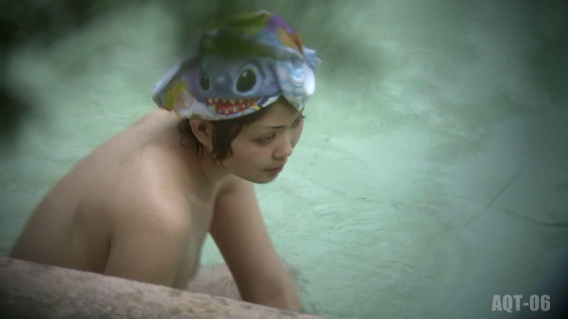 Aquaな露天風呂Vol.761 盗撮映像  84Pix 82