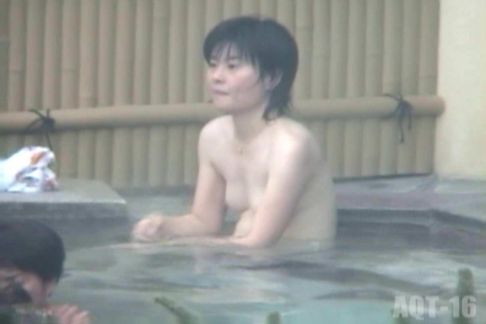 Aquaな露天風呂Vol.840 OLハメ撮り  65Pix 45