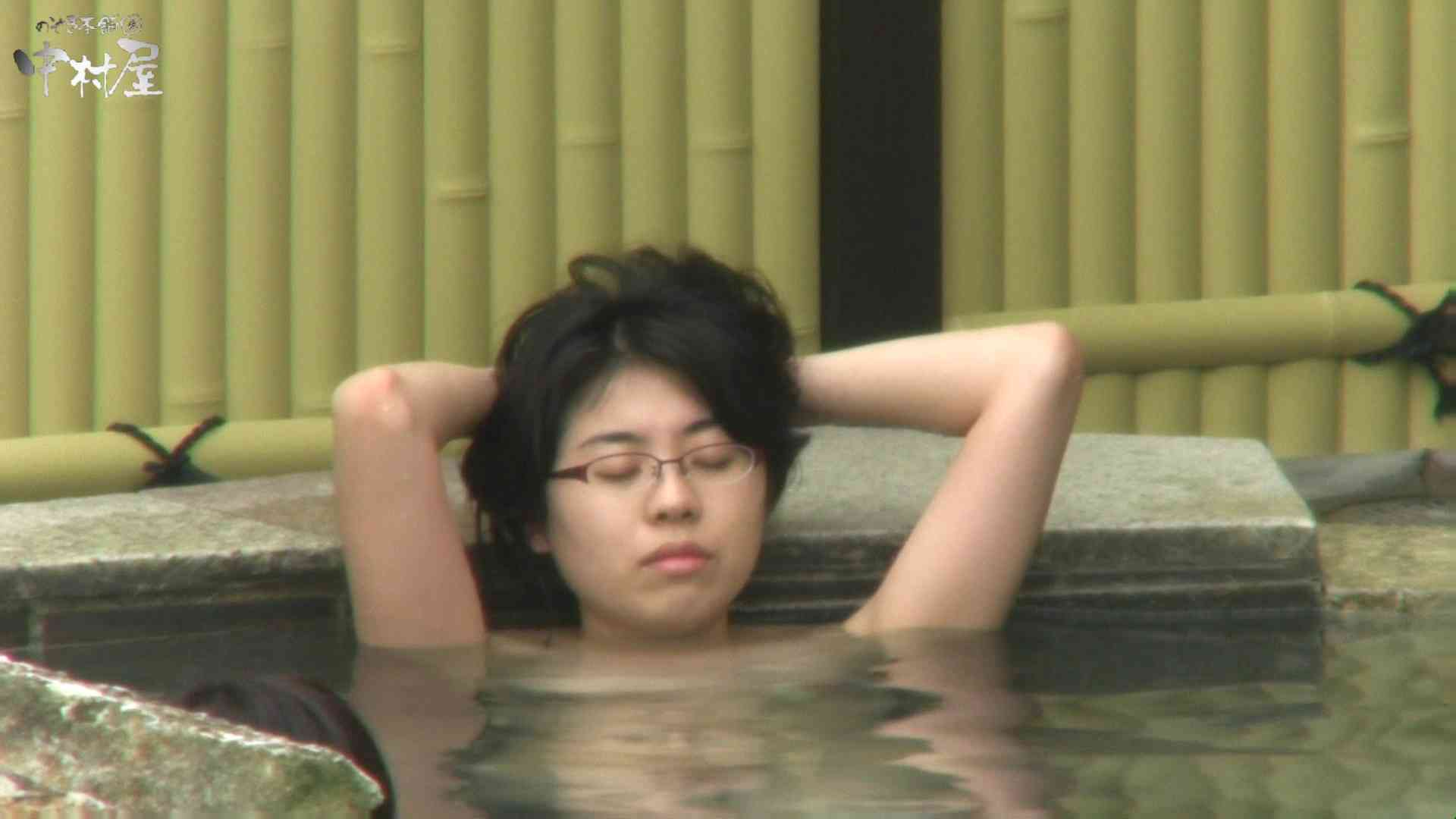 Aquaな露天風呂Vol.947 OLハメ撮り  61Pix 50