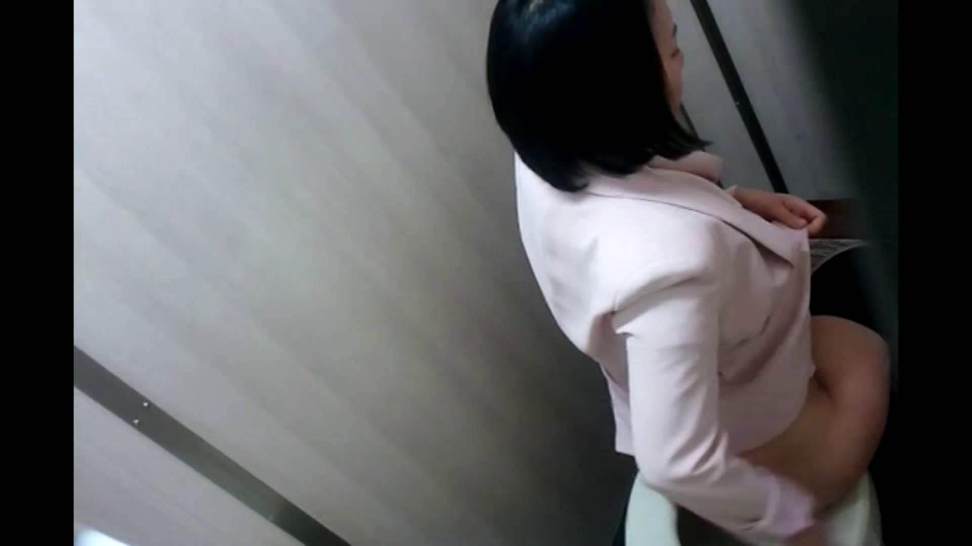 潜伏韓国トイレ北緯38度線!Vol.05 OLハメ撮り  43Pix 32