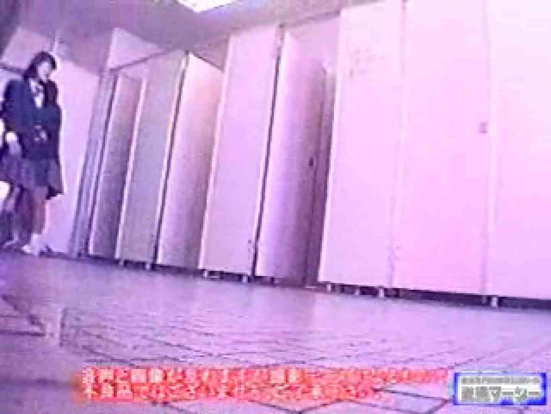 女子便所和式厠Ⅱ 厠  46Pix 35