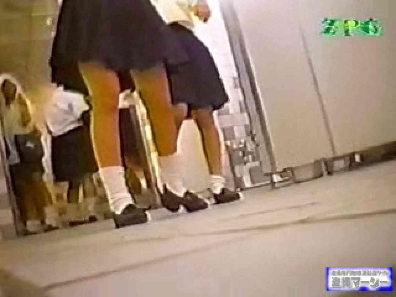 女子便所和式厠Ⅱ 厠  46Pix 46