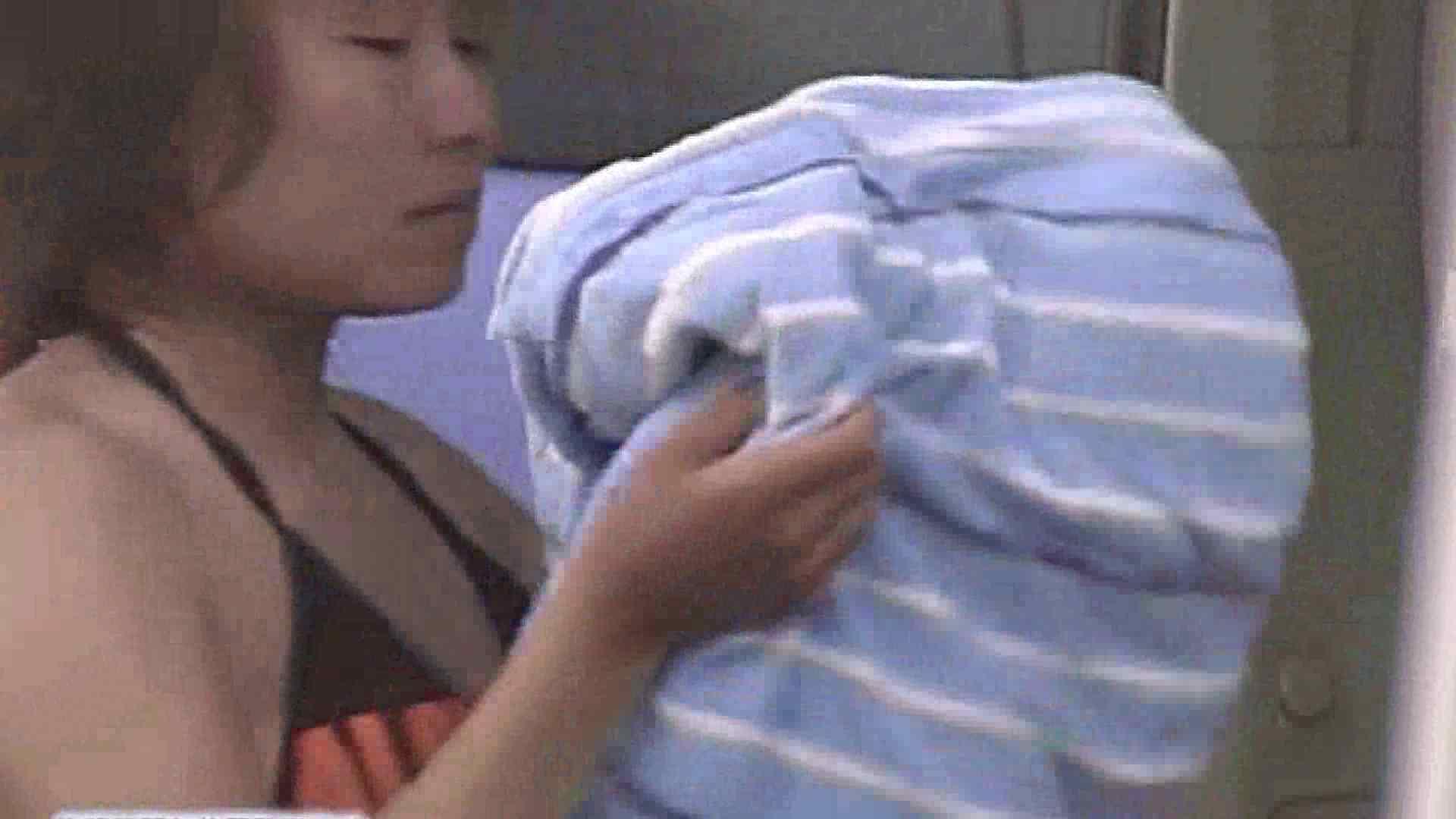 盗撮ロボがイクッ!!~真夏のビーチ編~File.07 ハプニング  57Pix 45