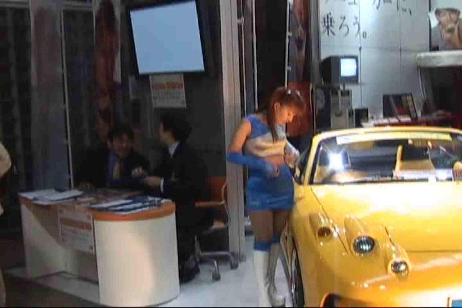 高画質版!SPD-046 ザ・コンパニオン 03'東京モーターショー プライベート  26Pix 15