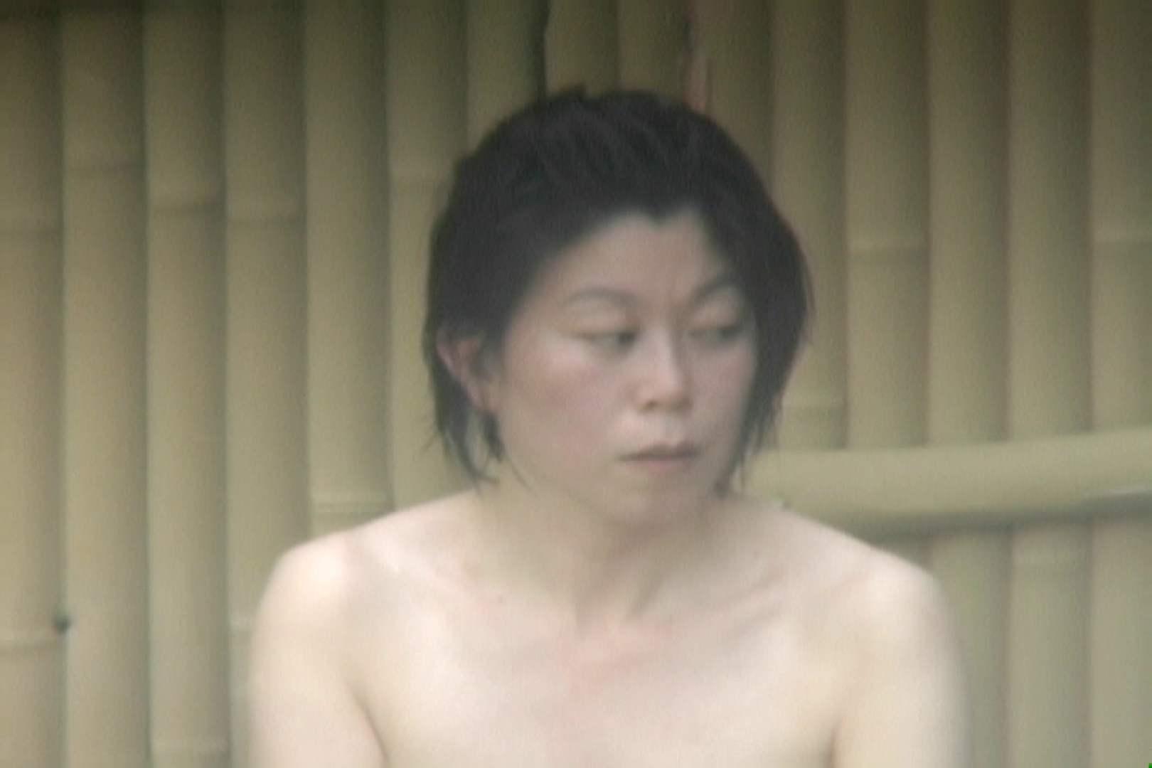 高画質露天女風呂観察 vol.008 入浴  49Pix 8